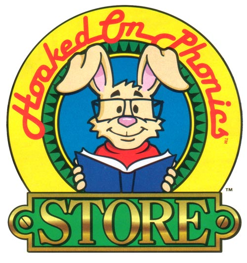 Hooked on Phonics - Store Logo