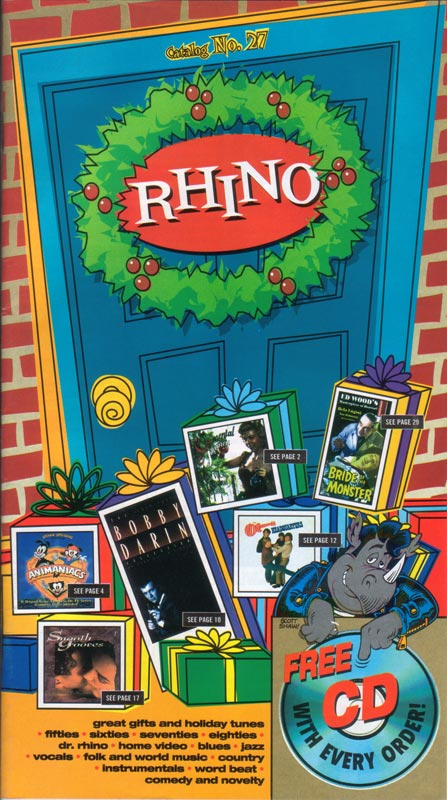 Rhino Christmas Catalog