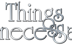 things_unnecessary
